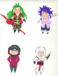 Chibis Collection 5