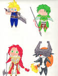 Chibis Collection 6