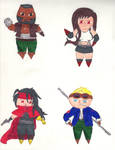 Chibis Collection 8