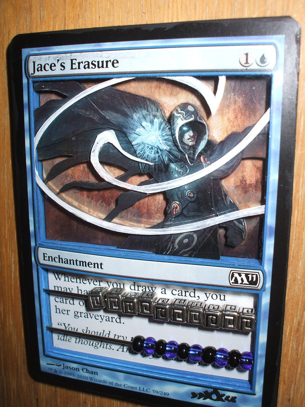 Jace's Erasure by kilted-katana