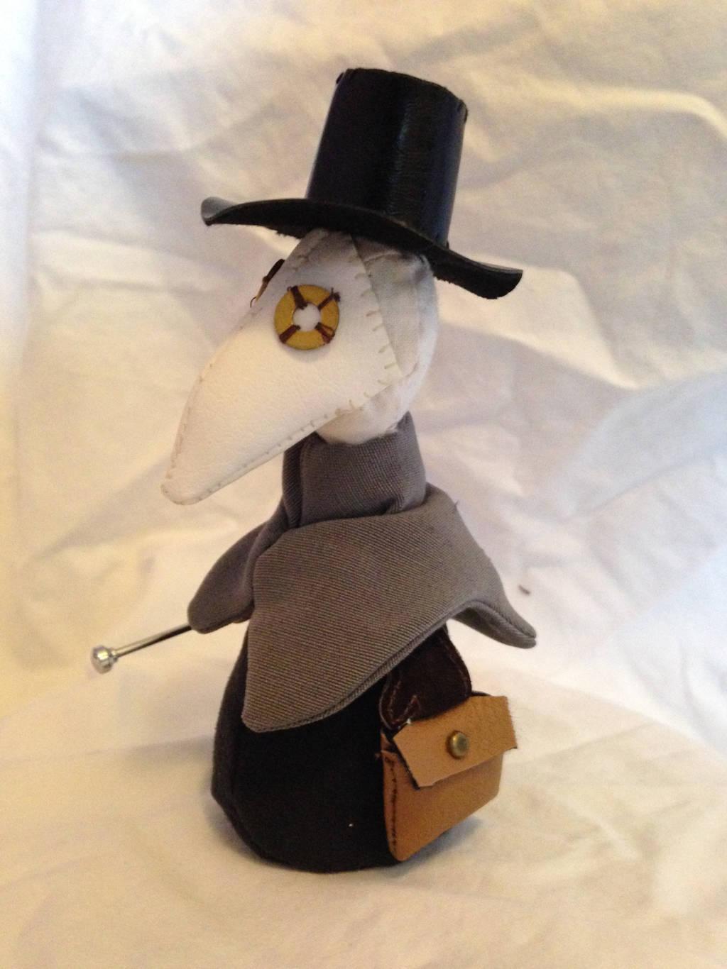 Harold, Plague Doctor by kilted-katana