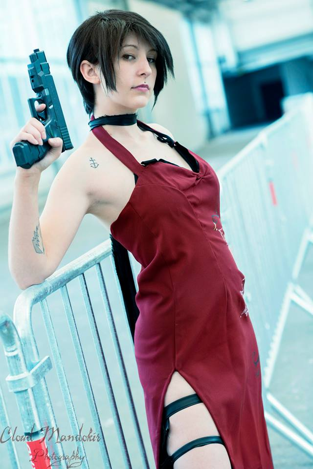 Ada Wong 'wait for you' by AlyHajime