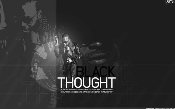 Black Thought by usman-gfx
