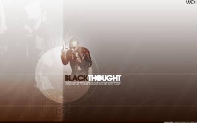 Black Thought V2 by usman-gfx