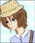 Huckleberry Finn by Ayane-Sensei