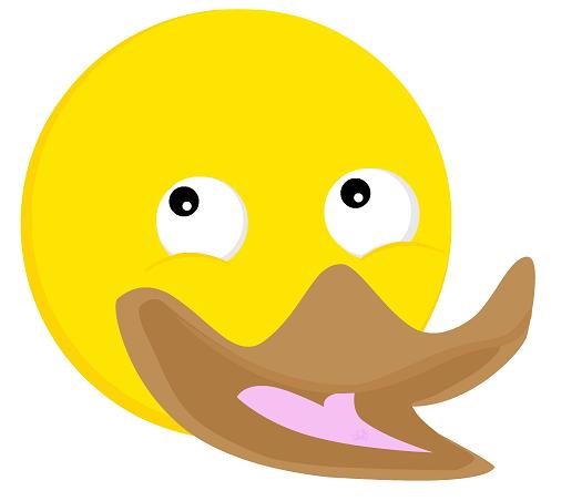 duck face by pennyness on deviantart rh pennyness deviantart com donald duck cartoon facebook duck cartoon facebook