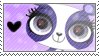 . Penny Ling STAMP . by xBlueBear