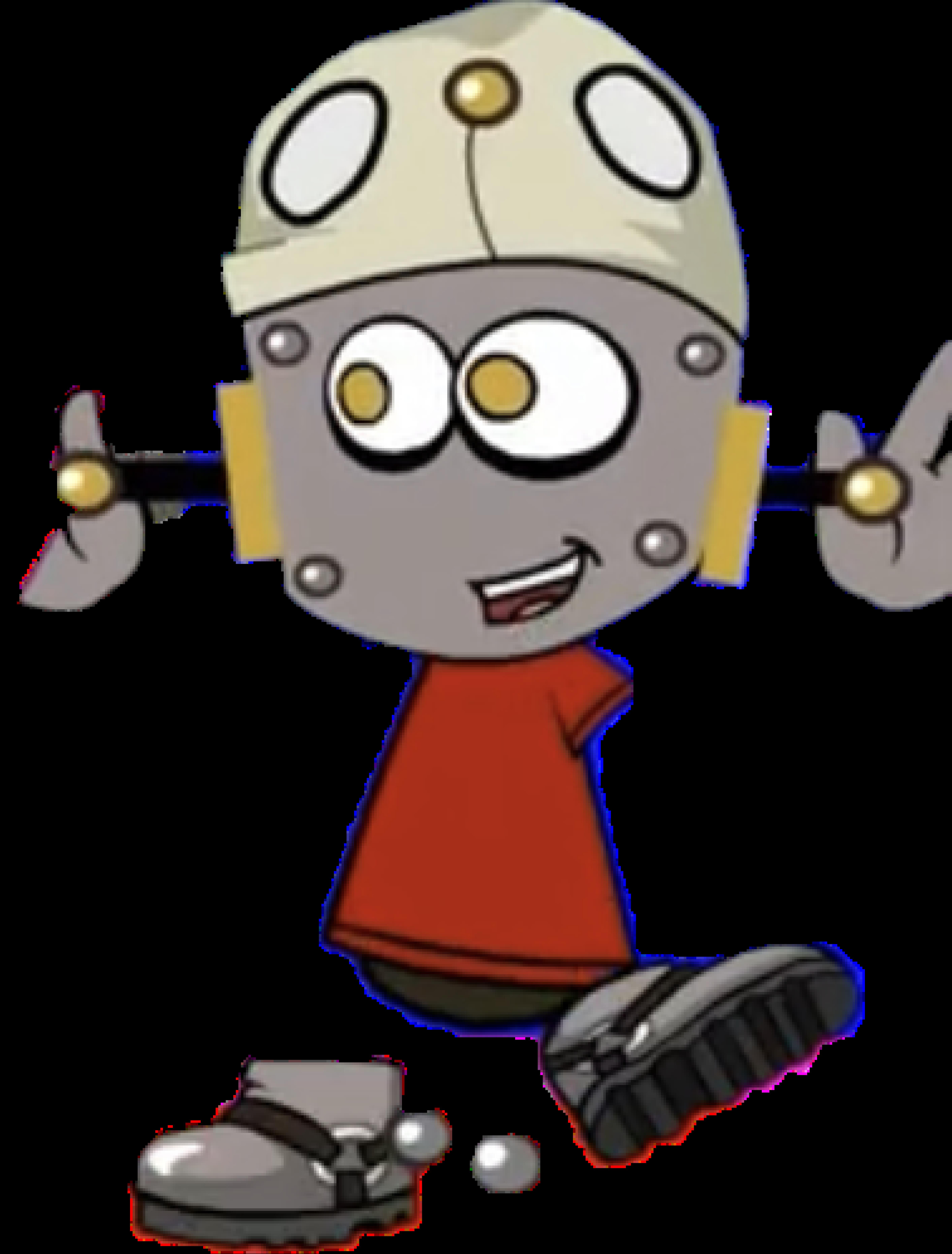 Jones deviantart robot Encyclopedia Dramatica