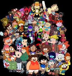 The New Era of Cartoons PNG