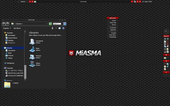 MiASMA Theme for bbLean