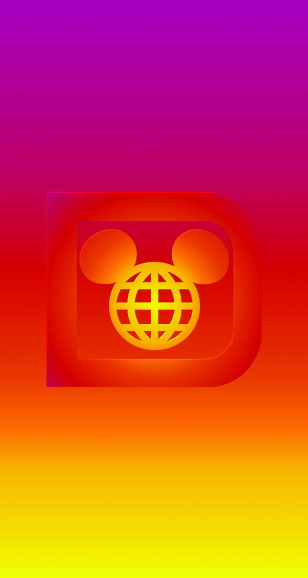 Classic Walt Disney World Logo For IPhone 5 5c 5s By Futureprobe1982