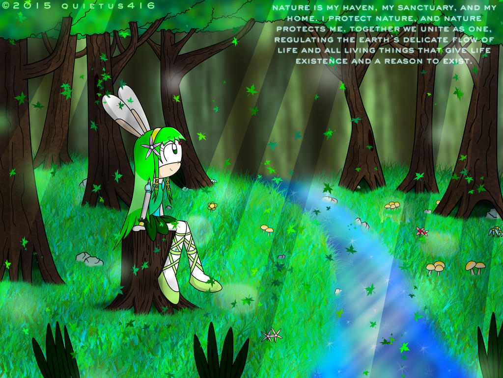 Green Sanctuary by CYSYS8993