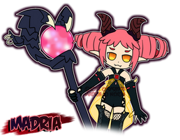 Madria (Pop'n Music Style) by CYSYS8993