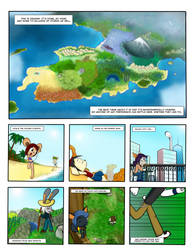 Critter Fighters - Page 1