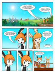 Critter Fighters - Page 5