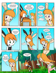 Critter Fighters - Page 6