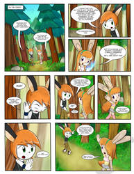 Critter Fighters - Page 7