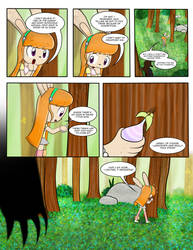 Critter Fighters - Page 9