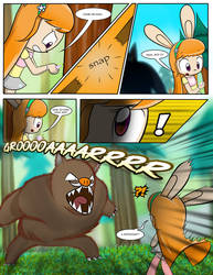 Critter Fighters - Page 10