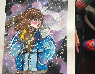 Winter by Mony-95