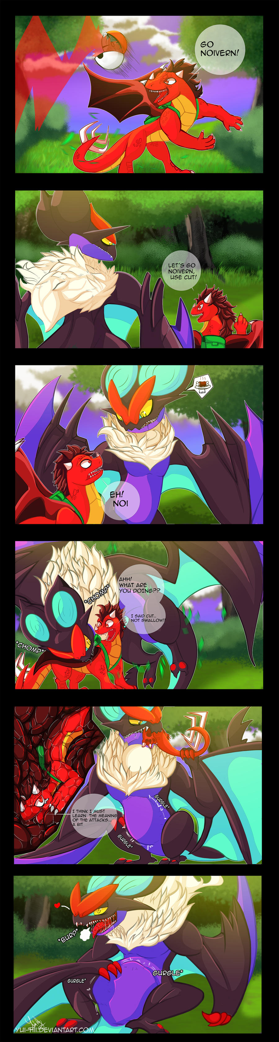 how to train your dragon 2 porn comic