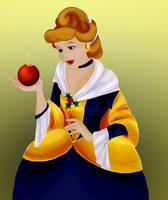Christmas Cinderella by MathildeE