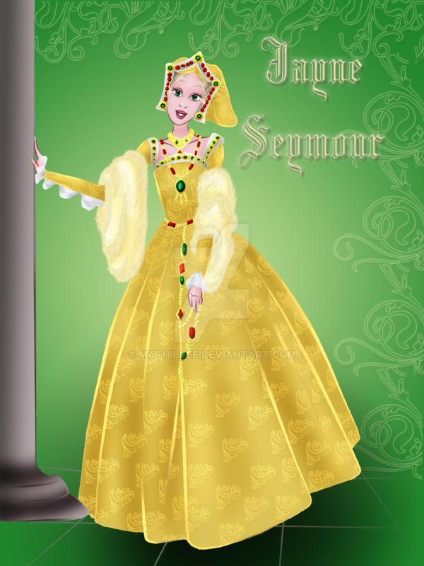 Jayne Seymour by MathildeE