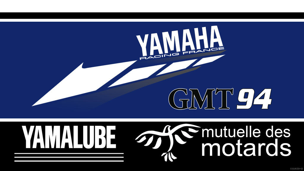yamaha racing france gmt94samcro-33 on deviantart