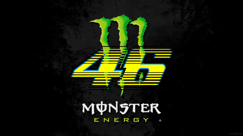 Monster-Energy VR46 by Samcro-33