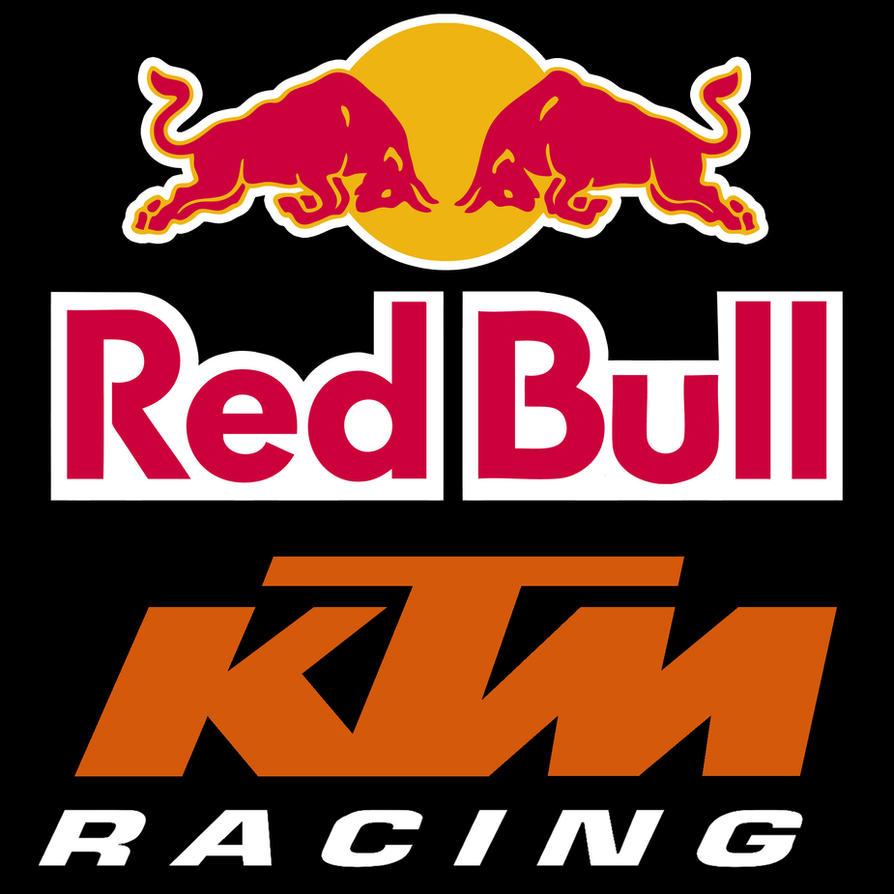 KTM-Racing RedBull Logo by Samcro-33