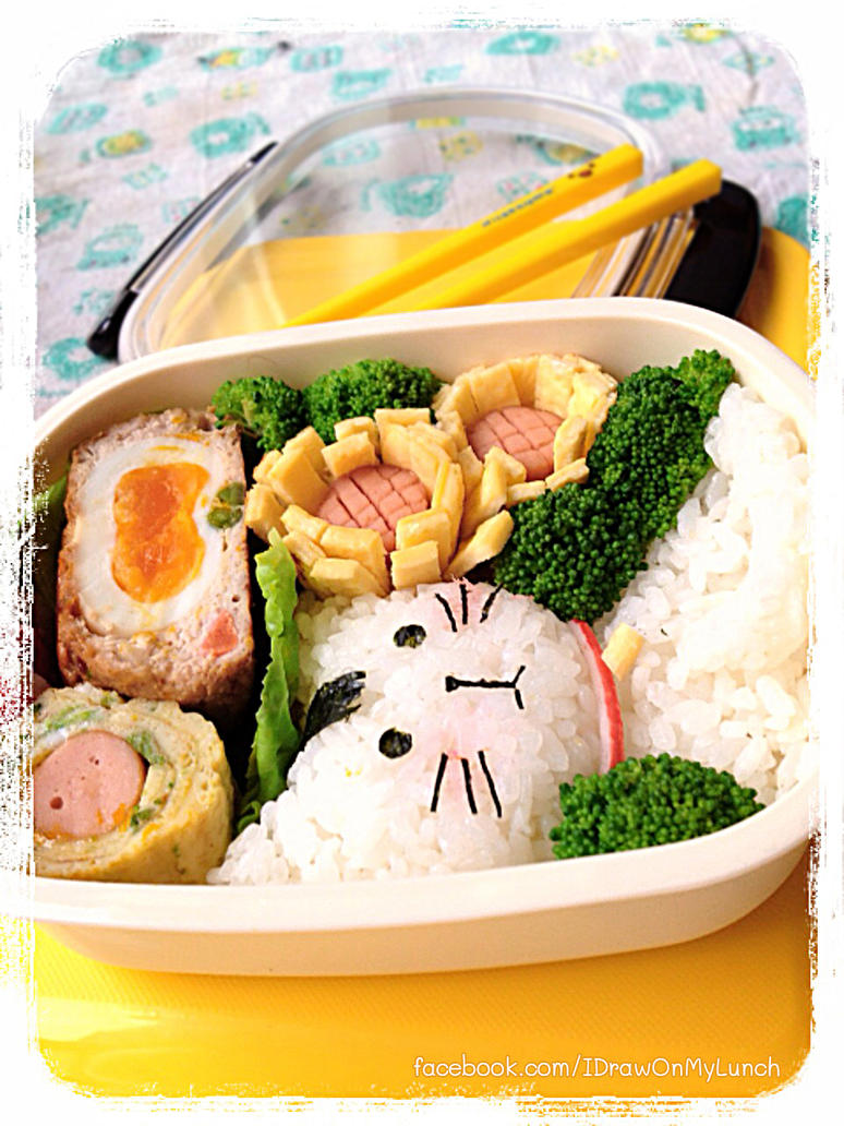 Little Kitten Lunch Box by loveewa