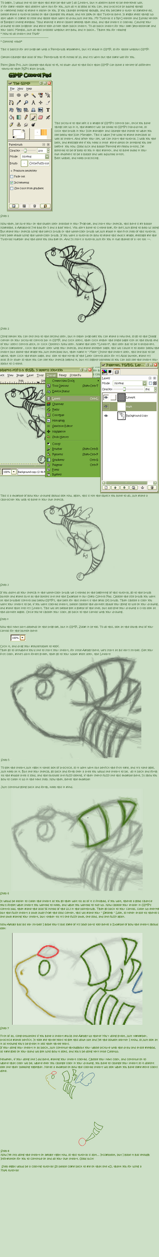 Fast lineart tutorial by harvestpicori on deviantart fast lineart tutorial by harvestpicori baditri Gallery