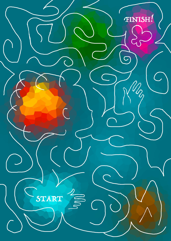 A maze for my son - DA 17th Birthday by symonx
