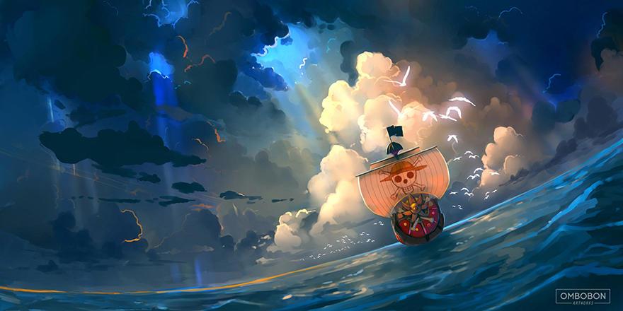 Funimation One Piece by symonx