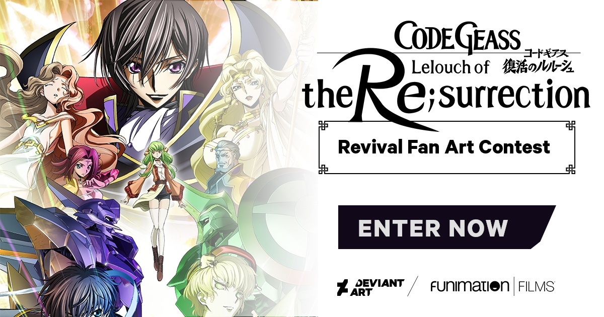 Code Geass: Revival Fan Art Contest by GO on DeviantArt