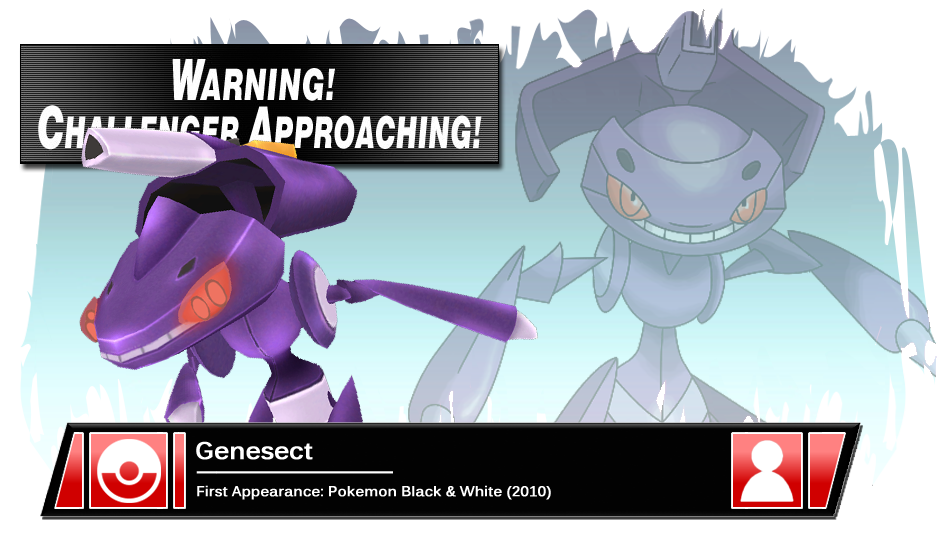 Pokemon X And Y Genesect Images | Pokemon Images