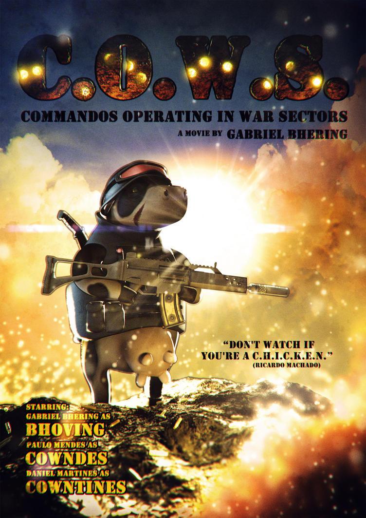 C.O.W.S. (render 2) by Gun-B