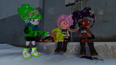 [December Event] Making difference for Octolings by erhu1234