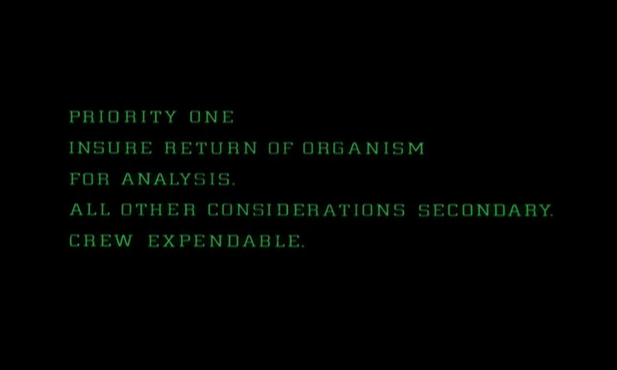 Priority One Insure[sic] Return Of Organism by eaglespear