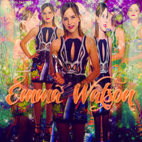 #6 Blend Emma Watson by MartuPoleT0nks