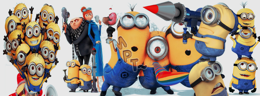 #5 Despicable Me Cover