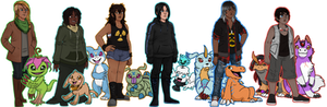 Digimon: Entropy team