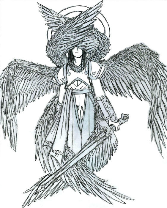 Spiritual Understanding: An Eagles View: You have Seraph Wings!