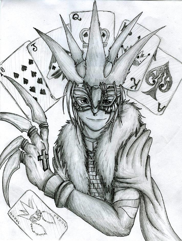 Джокер арты 6
