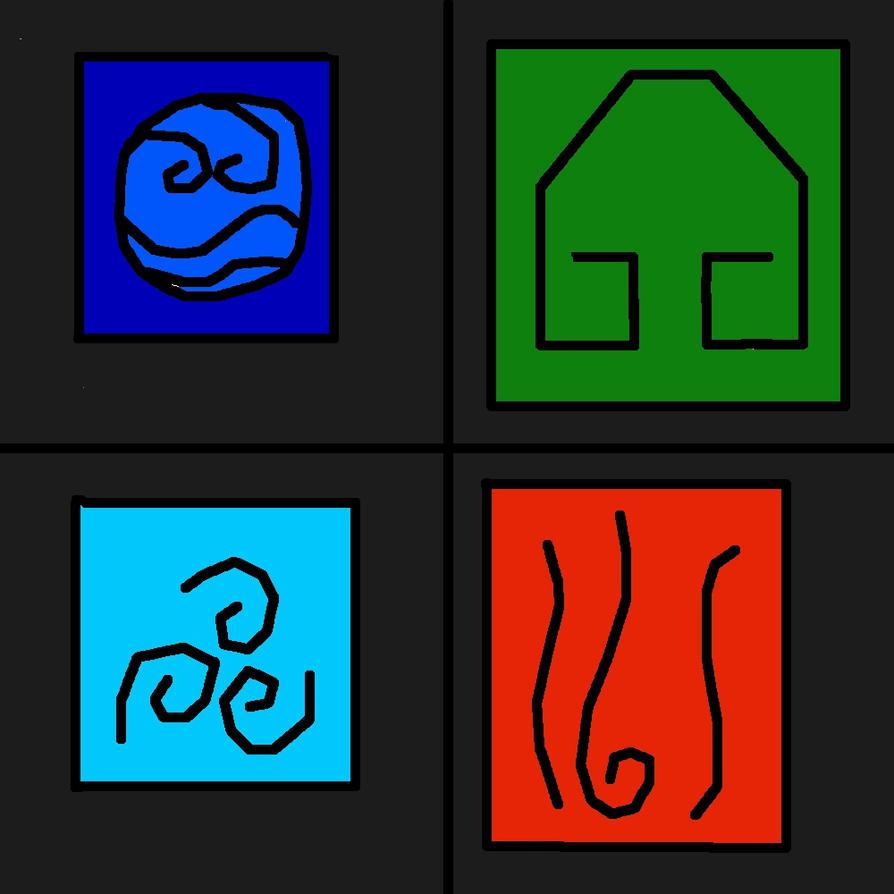 Avatar 4: Avatar Four Elements By Mt80 On DeviantArt