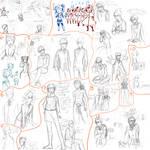 SPOILERS Portal 2 Sketch Dump
