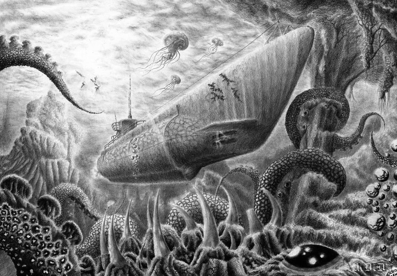 Kraken by xibalbha
