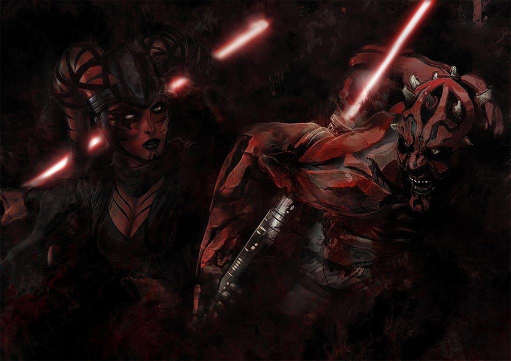 sith killer instinct by CrimsonBrainstorm