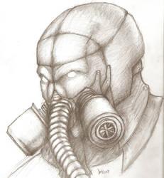 Masks n shitzez by Thunor