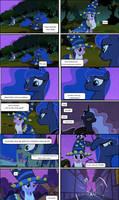 Ponies in Purple by stratusxh